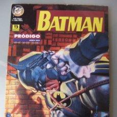 Cómics: BATMAN PRODIGIO LIBRO 2. Lote 40538985
