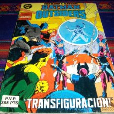 Cómics: RETAPADO BATMAN Y LOS OUTSIDERS NºS 21 AL 25. ZINCO 1986. REGALO RETAPADO BATMAN VOL. 1 NºS 1 AL 5.. Lote 40603302