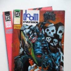 Cómics: DOOM PATROL LOS HOMBRES DE N.A.D.I.E. (COMPLETO). Lote 40618353