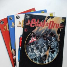 Cómics: LA EDAD DE ORO (COMPLETO) . JAMES ROBINSON . PAUL SMITH. Lote 40622112