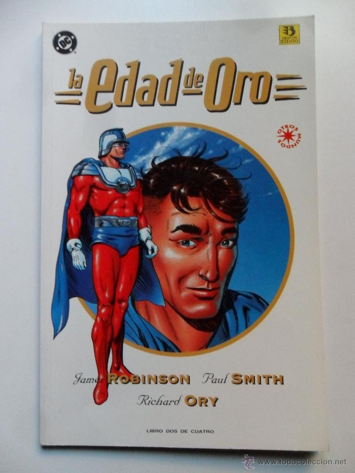 Cómics: LA EDAD DE ORO (COMPLETO) . JAMES ROBINSON . PAUL SMITH - Foto 3 - 40622112