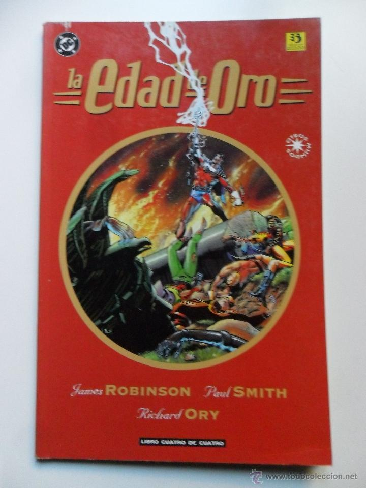 Cómics: LA EDAD DE ORO (COMPLETO) . JAMES ROBINSON . PAUL SMITH - Foto 5 - 40622112