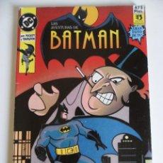 Cómics: LAS AVENTURAS DE BATMAN TOMO RECOPILATORIO SEIS PRIMEROS NÚMEROS. Lote 40622290