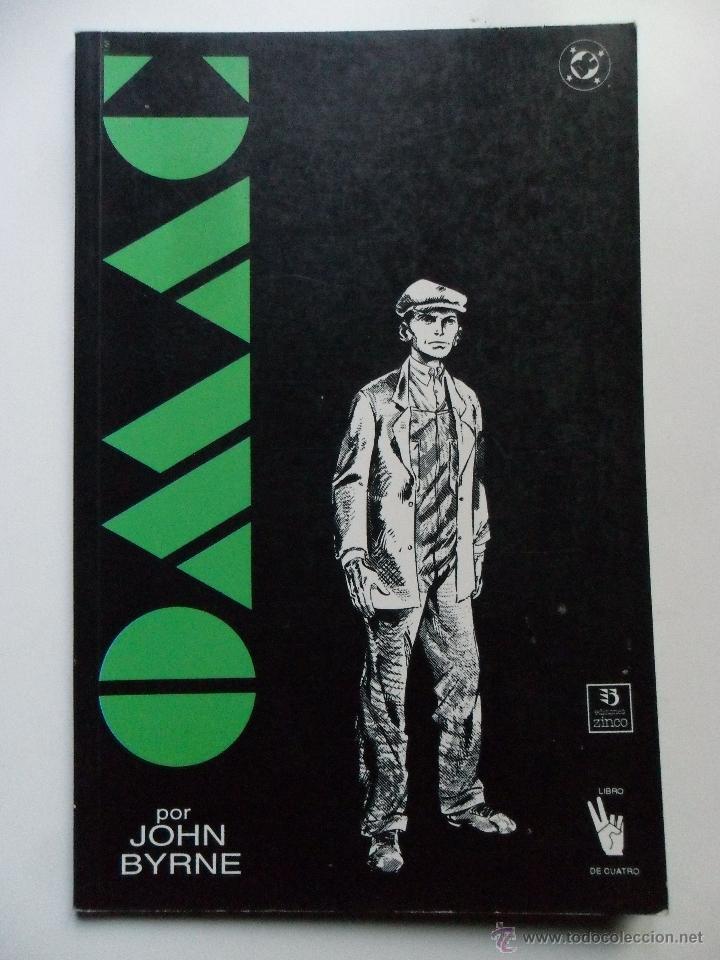 Cómics: OMAC (COMPLTO) . JOHN BYRNE - Foto 3 - 40632130