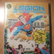 Cómics: LEGIÓN DE SUPER-HEROES - Nº 4 AL 8 - ED. ZINCO. Lote 97707827