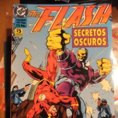 Cómics: THE FLASH SECRETOS OSCUROS EDITORIAL ZINCO. Lote 40670631