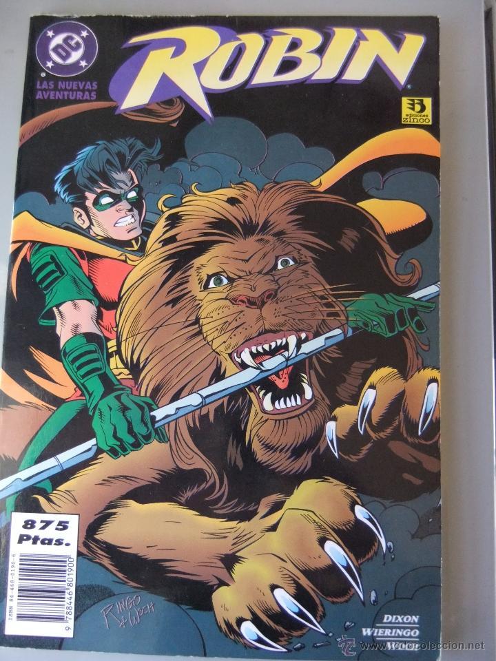 ROBIN LAS NUEVAS AVENTURAS EDICIONES ZINCO (Tebeos y Comics - Zinco - Prestiges y Tomos)