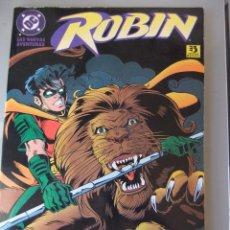 Cómics: ROBIN LAS NUEVAS AVENTURAS EDICIONES ZINCO. Lote 40761588
