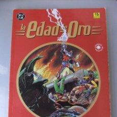 Cómics: LA EDAD DE ORO LIBRO CUATRO EDICIONES ZINCO. Lote 40761666