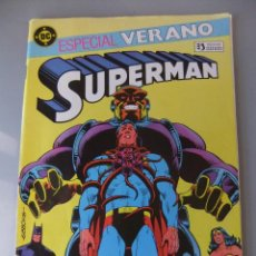 Cómics: SUPERMAN ESPECIAL VERANO 1985. Lote 40761767