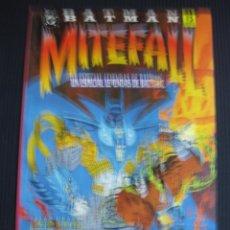 Cómics: BATMAN: MITEFALL. DC COMICS. EDICIONES ZINCO.. Lote 40844453
