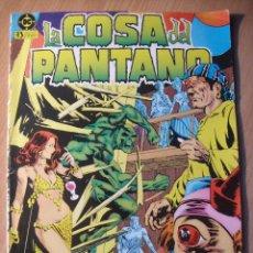 Comics : LA COSA DEL PANTANO Nº 7 - ED. ZINCO . Lote 40954480