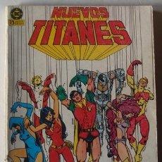Cómics: NUEVOS TITANES TOMO 2 NOS.6 AL 10 EDICIONES ZINCO. Lote 41005206