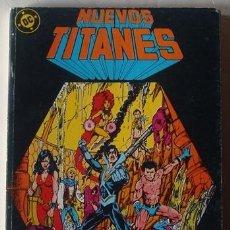 Cómics: NUEVOS TITANES VOL.8 NOS. 36 AL 40 RETAPADO . Lote 41005240