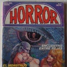 Cómics: HORROR N.37 EDICIONES ZINCO . Lote 41013674