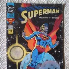 Comics : SUPERMAN VOLUMEN 3 NUMERO 9 DE DAN JURGENS, KARL KESEL, BARRY KITSON. Lote 41090374