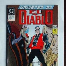 Cómics: UNIVERSO DC Nº 19 - EL DIABLO - DC (ZINCO). Lote 69314723