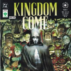 Cómics: KINGDOM COME TOMO 1. DC COMICS . Lote 41225469