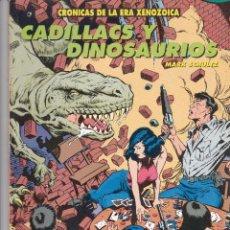 Cómics: CRONICAS DE LA ERA XENOZOICA. CADILLACS Y DINOSAURIOS. EDICIONES ZINCO. Lote 41226622