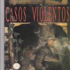 Cómics: CASOS VIOLENTOS. EDICIONES ZINCO. . Lote 41238345