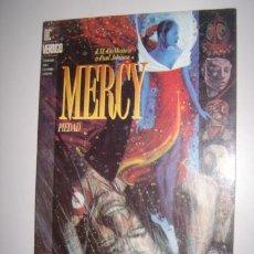 Cómics: MERCY PIEDAD. DC VERTIGO. EDICIONES ZINCO. 1993. MIDE: 25,8 X 17 CMS.. Lote 41315395