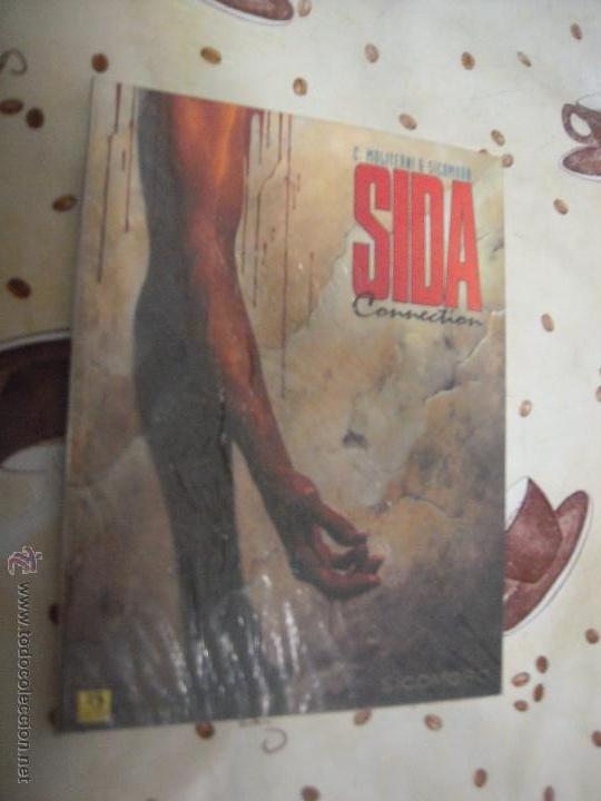 SIDA CONNECTION (Tebeos y Comics - Zinco - Prestiges y Tomos)