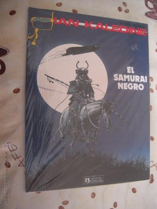 EL SAMURAI NEGRO (Tebeos y Comics - Zinco - Prestiges y Tomos)