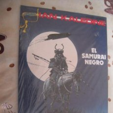 Cómics: EL SAMURAI NEGRO. Lote 41092831