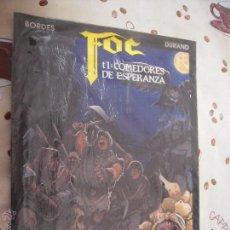 Cómics: FOC 1 LOS COMEDORES DE ESPERANZA. Lote 41094131
