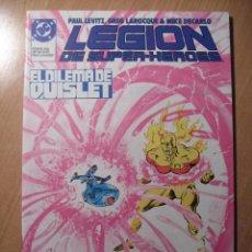 Cómics: LEGIÓN DE SUPER-HEROES - Nº 26 - ED. ZINCO. Lote 183418371