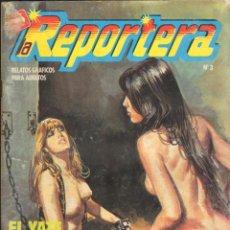 Cómics: TEBEOS-COMICS CANDY - LA REPORTERA - Nº 3 - ZINCO - SOLO PARA ADULTOS - *AA99. Lote 41389580