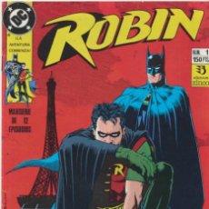 Cómics: ROBIN Nº 1. ZINCO.. Lote 41399619
