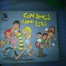 Cómics: M69 COMIC CON AMIGOS COMO ESTOS... EDICION 7 MONOS. Lote 12927604