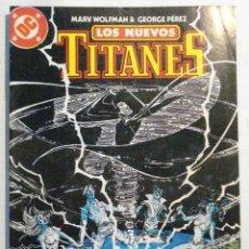 Cómics: ZINCO LOS NUEVOS TITANES Nº 2 DE 125 PTS. Lote 41510815