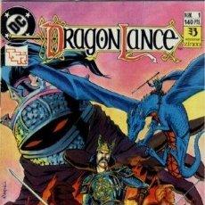 Cómics: DRAGON LANCE LOTE DE 2 Nº (1 Y 5 ). Lote 41645698