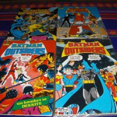 Cómics: ZINCO BATMAN Y LOS OUTSIDERS NºS 1, 2, 3, 11 Y 16. 125 PTS. BUEN ESTADO.. Lote 41723872