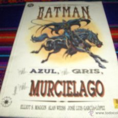 Cómics: ZINCO BATMAN, EL AZUL EL GRIS Y EL MURCIÉLAGO. 1993. 750 PTS. BUEN ESTADO.. Lote 41725894