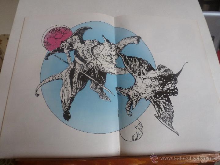 LOTE 5 POR INFINITO ESTEBAN MAROTO 1981 Nº-1-2-3- CON POSTER COLOR NUEVOS (Tebeos y Comics - Zinco - Infinity Inc)