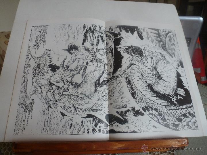 Cómics: lote 5 por infinito ESTEBAN MAROTO 1981 nº-1-2-3- con poster color nuevos - Foto 3 - 41740236
