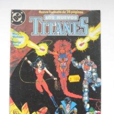 Cómics: LOS NUEVOS TITANES Nº 1. VOL. 2. EDICIONES ZINCO. Lote 41751707
