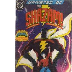 Comics: SHAZAM Nº 12 EL NUEVO COMIENZO - UNIVERSO DC - CJ34. Lote 41790108