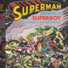 Cómics: SUPERMAN Nº 5 -1980. Lote 41850881