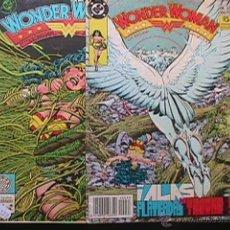 Cómics: WONDER WOMAN Nº 4 Y 33, DC, ZINCO, 1988. Lote 41874578