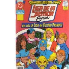 Comics: LIGA DE LA JUSTICIA EUROPA Nº 12 ED. ZINCO - CJ37. Lote 42109969