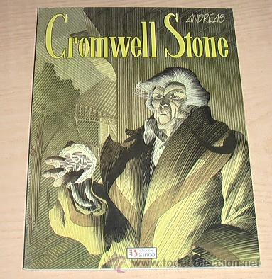 CROMWELL STONE. ANDREAS. (Tebeos y Comics - Zinco - Prestiges y Tomos)