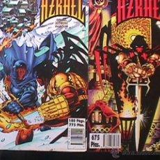 Cómics: AZRAEL, ANGEL CAIDO 1 Y 2, DC, ZINCO, 1995. Lote 42320716