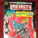 Cómics: 2 COMIC CRISIS INFINITY INC Nº 20-21 GRUPO ZINCO 1986 NUEVO. Lote 42379328