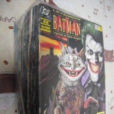 Cómics: LEYENDAS DE BATMAN COMPLETA DE 44 NUMEROS. Lote 42467957