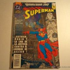 Cómics: SUPERMAN. Nº 3. ZINCO. ESPECIAL 68 PAGINAS. (A-1). Lote 42559348