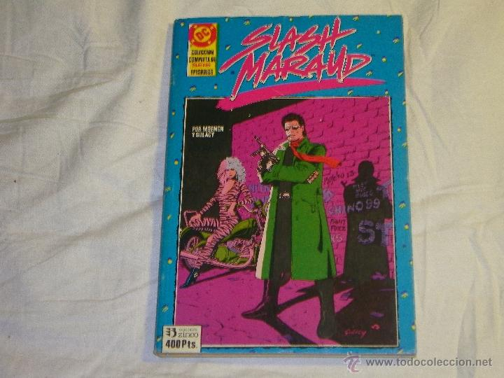 SLASH MARAUD (EDICIONES ZINCO ) - NºS 1 AL 6 COMPLETA ( MOENCH Y GULACY ) (Tebeos y Comics - Zinco - Prestiges y Tomos)